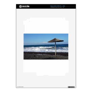volcanic beach decals for iPad 2