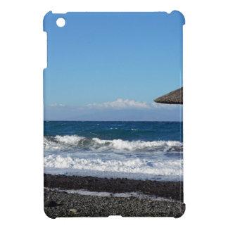 volcanic beach iPad mini case