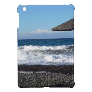 volcanic beach iPad mini covers