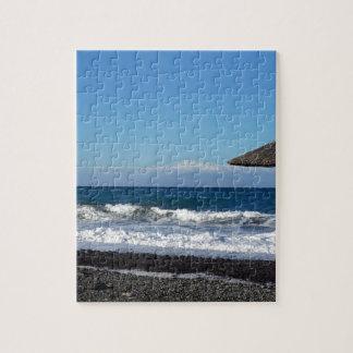 volcanic beach jigsaw puzzle