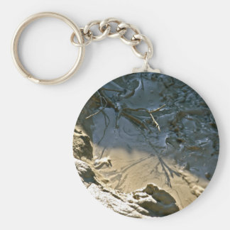 VOLCANIC BOILING MUD PULL KEYCHAIN