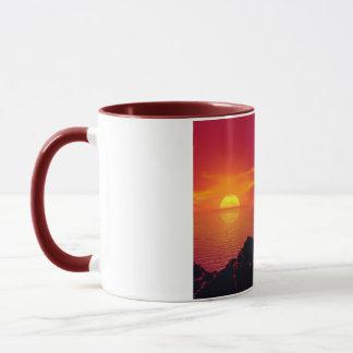 Volcanic Chain Mug