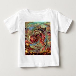 Volcanic eruption by rafi talby baby T-Shirt