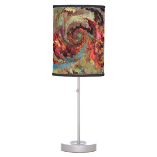 Volcanic eruption by rafi talby table lamp
