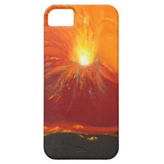 Volcanic eruption iPhone 5 covers