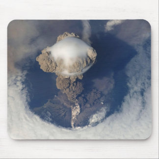 Volcanic Eruption Mouse Pad
