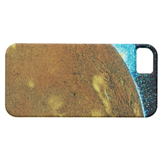 Volcanic Eruption on Io iPhone SE/5/5s Case