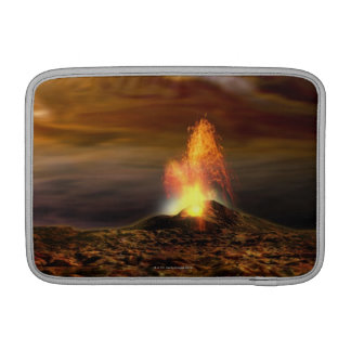Volcanic Eruption on Io MacBook Sleeves