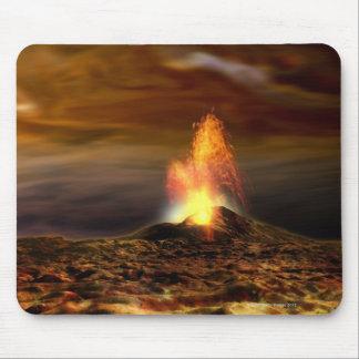 Volcanic Eruption on Io Mousepad
