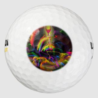 Volcanic eruptions  Wilson Distance Golf  Ball Pack Of Golf Balls