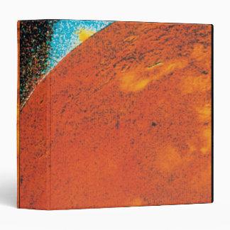 Volcanic Explosion on Io Vinyl Binder