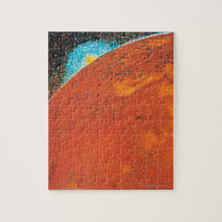 Volcanic Explosion on Io Jigsaw Puzzle