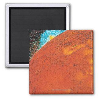 Volcanic Explosion on Io Refrigerator Magnets