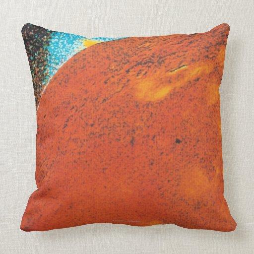 Volcanic Explosion on Io Pillow