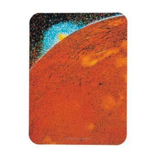 Volcanic Explosion on Io Flexible Magnet