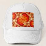 Volcanic Garden - Fractal art Trucker Hat