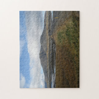 Volcanic Hills In Iceland Jigsaw Puzzle