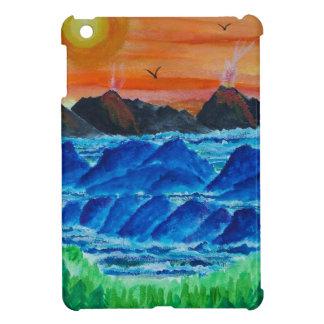 Volcanic Islands iPad Mini Cover