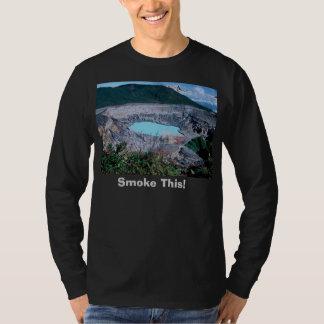 Volcanic Lake T Shirt