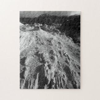 Volcanic landscape puzzles