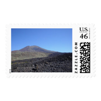 Volcanic Mountain Postage