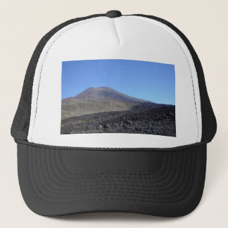 Volcanic Mountain Trucker Hat
