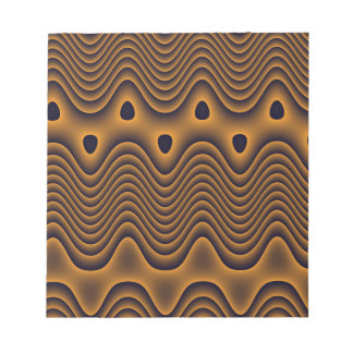 Volcanic Oceans Notepad