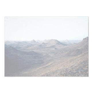 Volcanic plugs, Assekrem Route, Algeria Invitation