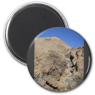 Volcanic Rocks Fridge Magnets