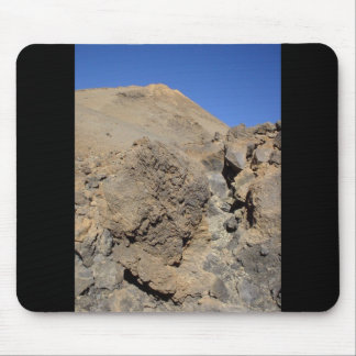 Volcanic Rocks Mouse Mat