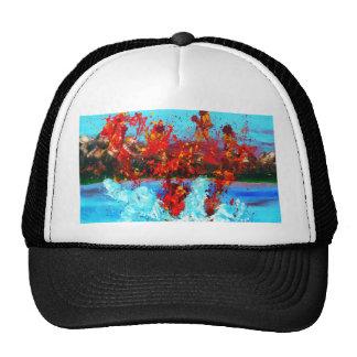 Volcanic Sneeze.jpg Trucker Hat
