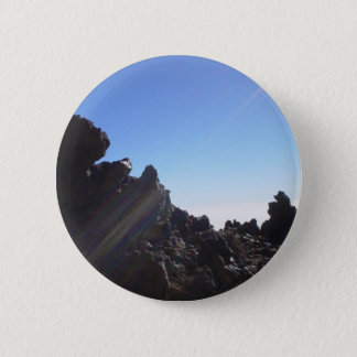 Volcanic Stone Pinback Button