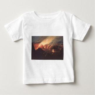 Volcano, ca. 1880s Hawaii Baby T-Shirt