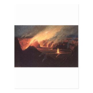 Volcano, ca. 1880s Hawaii Post Cards