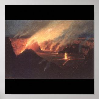 Volcano, ca. 1880s Hawaii Posters