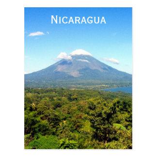volcano concepción postcard