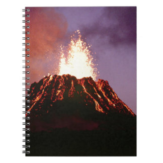 volcano force notebook