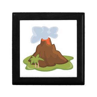 Volcano Trinket Boxes