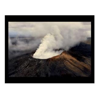 Volcano Heat - Hawaii Postcard