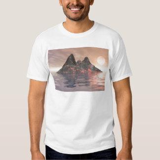 Volcano Island T-Shirt