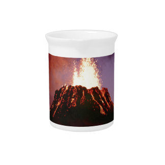 Volcano joy drink pitcher