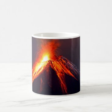 HawaiianBreeze volcano magic mug