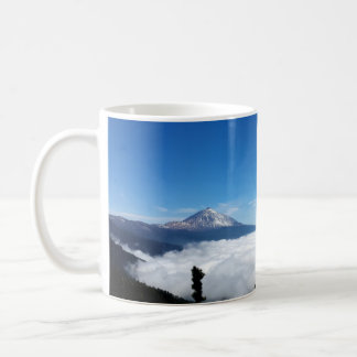 Volcano of the Teide - Tenerife - Canary 3 Coffee Mug
