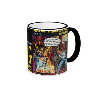 Volcano of Vengeance - Comic Coffee Mugs