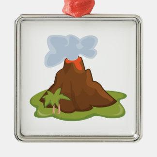 Volcano Ornaments