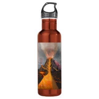 Volcano 24oz Water Bottle