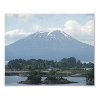 Volcano Photo Print