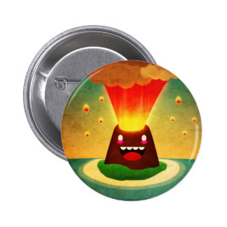 Volcano ***//// pinback buttons