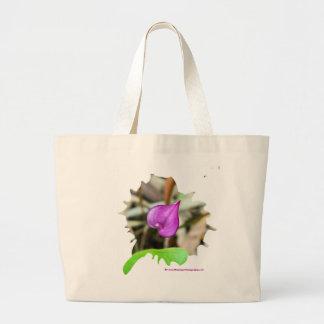 Volcano Purple Anthurium bag