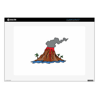 Volcano Skin For Laptop